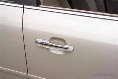 SUV Truck Accessories - Chrome Billet Door Handles - Putco - Ford 500 Putco Door Handle Covers - 400029