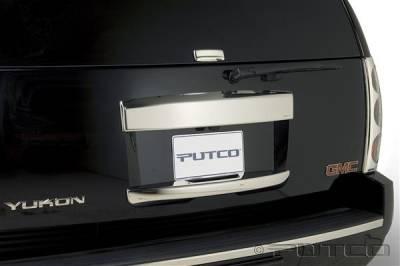 Suv Truck Accessories - Tail Gate Lock - Putco - Chevrolet Tahoe Putco Lower Tailgate Handle - 400035