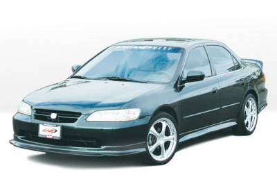 Accord 4Dr - Body Kits - VIS Racing - Honda Accord 4DR VIS Racing Touring Style Complete Body Kit - 4PC - 890354
