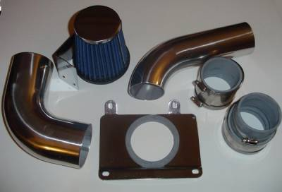 Air Intakes - Oem Air Intakes - AM Custom - Ford Mustang Cold Air Intake Kit - 14003
