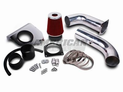 Air Intakes - Oem Air Intakes - AM Custom - Ford Mustang Cold Air Intake Kit - 14075