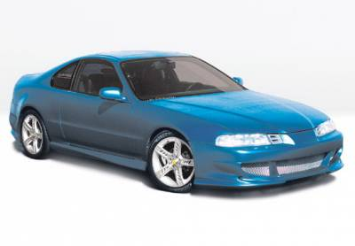 Prelude - Body Kits - Wings West - Honda Prelude Wings West Bigmouth Complete Body Kit - 4PC - 890464