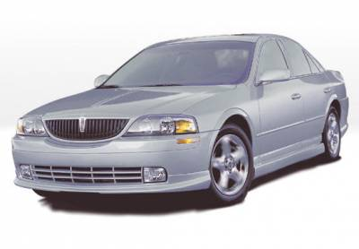 LS - Body Kits - VIS Racing - Lincoln LS VIS Racing Custom LSC Complete Body Kit - Polyurethane - 4PC - 890533
