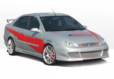 2003 Ford Focus 4dr