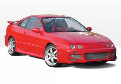 Integra 2Dr - Body Kits - VIS Racing - Acura Integra 2DR VIS Racing Avenger Complete Body Kit - 4PC - 890659