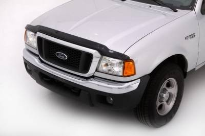 F250 - Front Bumper - Autovent Shade - Ford F250 Autovent Shade Hoodflector Shield - 21004
