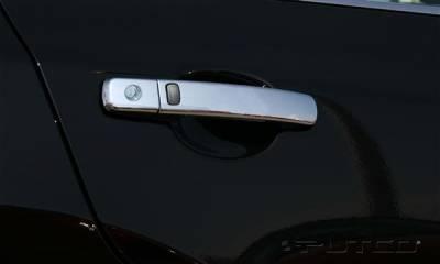 Suv Truck Accessories - Chrome Billet Door Handles - Putco - Nissan Altima Putco Door Handle Covers - 401053