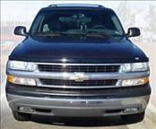 Accessories - Hood Protectors - AVS - Chevrolet Tahoe AVS Hoodflector Shield - Smoke - 21851
