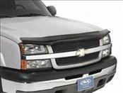 Accessories - Hood Protectors - AVS - Chevrolet S10 AVS Bugflector I Hood Shield - Smoke - 22035