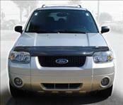 Accessories - Hood Protectors - AVS - Ford Escape AVS Bugflector I Hood Shield - Smoke - 22249