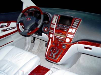 Car Interior - Interior Trim Kits - Sherwood - Ford Escape Sherwood 2D Flat Dash Kit