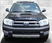 Accessories - Hood Protectors - AVS - Toyota 4Runner AVS Bugflector I Hood Shield - Smoke - 23051