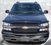 Accessories - Hood Protectors - AVS - Chevrolet Silverado AVS Bugflector I Hood Shield - Smoke - 23252