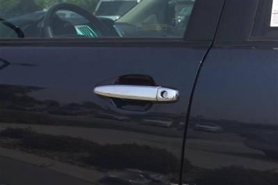 SUV Truck Accessories - Chrome Billet Door Handles - Putco - Lexus LX Putco Door Handle Covers - 403009