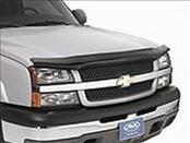 Accessories - Hood Protectors - AVS - GMC Sierra AVS Bugflector I Hood Shield - Smoke - 23850
