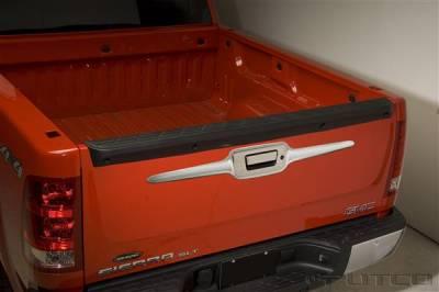 Suv Truck Accessories - Tail Gate Lock - Putco - GMC Sierra Putco Tailgate Accents - 403489