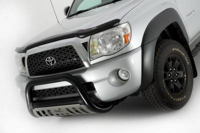Frontier - Front Bumper - Autovent Shade - Nissan Frontier Autovent Shade Bugflector II Shield - 24445