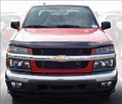 Accessories - Hood Protectors - AVS - Chevrolet Colorado AVS Bugflector II Hood Shield - Smoke - 24503