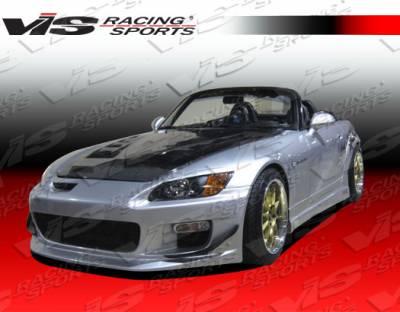 S2000 - Body Kits - VIS Racing - Honda S2000 VIS Racing Techno R Full Body Kit - 00HDS2K2DTNR-099
