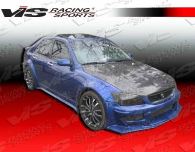 IS - Body Kits - VIS Racing - Lexus IS VIS Racing GT Wide Body Kit - 00LXIS34DGTWB-099