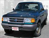 Accessories - Hood Protectors - AVS - Ford Ranger AVS Bugflector II Hood Shield - Smoke - 24854