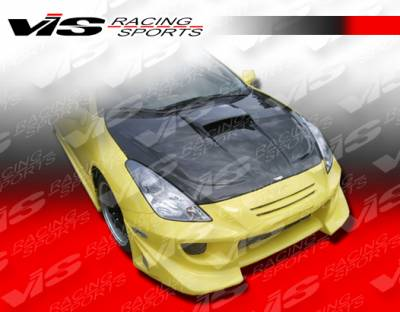 Celica - Body Kits - VIS Racing - Toyota Celica VIS Racing Battle Z Full Body Kit - 00TYCEL2DBZ-099