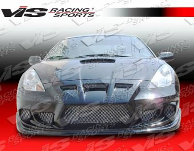 Celica - Body Kits - VIS Racing - Toyota Celica VIS Racing Xtreme Full Body Kit - 00TYCEL2DEX-099