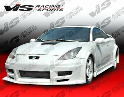 Celica - Body Kits - VIS Racing. - Toyota Celica VIS Racing Laser Full Body Kit - 00TYCEL2DLS-099