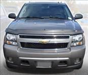Accessories - Hood Protectors - AVS - Chevrolet Avalanche AVS Bugflector II Hood Shield - Smoke - 25303