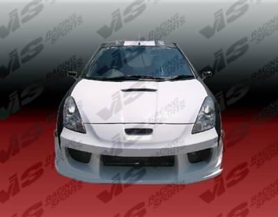 Celica - Body Kits - VIS Racing - Toyota Celica VIS Racing Wave Full Body Kit - 00TYCEL2DWAV-099