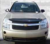 Accessories - Hood Protectors - AVS - Chevrolet Equinox AVS Bugflector II Hood Shield - Smoke - 25329