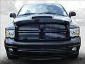 Accessories - Hood Protectors - AVS - Dodge Ram AVS Bugflector II Hood Shield - Smoke - 25352