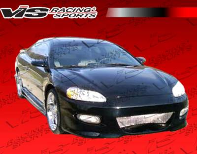 Stratus 2Dr - Body Kits - VIS Racing - Dodge Stratus 2DR VIS Racing Invader Full Body Kit - 01DGSTR2DINV-099