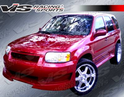 Escape - Body Kits - VIS Racing - Ford Escape VIS Racing Outcast Full Body Kit - 01FDECA4DOC-099