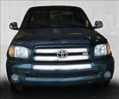 Accessories - Hood Protectors - AVS - Toyota Tundra AVS Bugflector II Hood Shield - Smoke - 25429