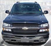 Accessories - Hood Protectors - AVS - Chevrolet Avalanche AVS Bugflector II Hood Shield - Smoke - 25457