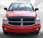 Accessories - Hood Protectors - AVS - Dodge Durango AVS Bugflector II Hood Shield - Smoke - 25721