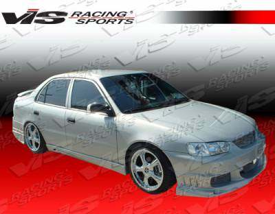 Corolla - Body Kits - VIS Racing. - Toyota Corolla VIS Racing Ballistix Full Body Kit - 01TYCOR4DBX-099
