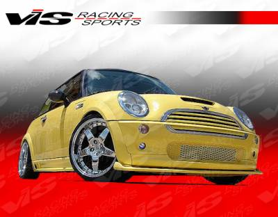 Cooper - Body Kits - VIS Racing - Mini Cooper VIS Racing Euro Tech Full Body Kit - 02BMMC2DET-099