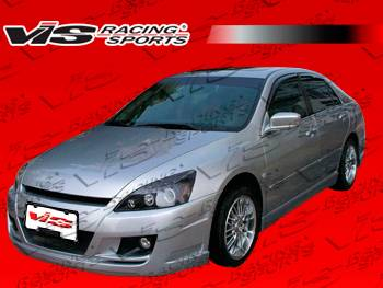 Accord 4Dr - Body Kits - VIS Racing - Honda Accord 4DR VIS Racing VIP Full Body Kit - 03HDACC4DVIP-099