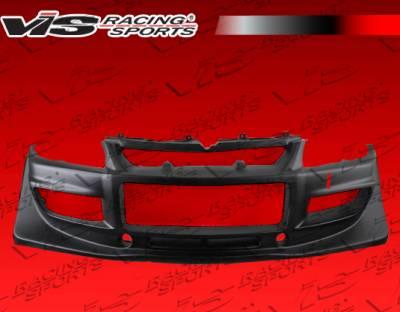 Lancer - Body Kits - VIS Racing - Mitsubishi Lancer VIS Racing F1 Widebody Full Body Kit - 03MTEV84DF1WB-099