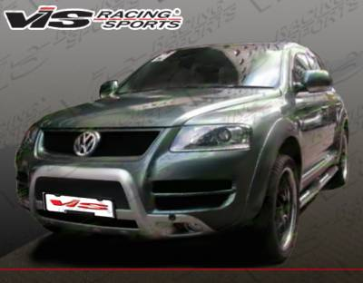 Touareg - Body Kits - VIS Racing - Volkswagen Touareg VIS Racing Otto Full Body Kit - 03VWTOU4DOTT-099