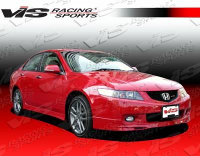 TSX - Body Kits - VIS Racing - Acura TSX VIS Racing Type R Full Body Kit - 04ACTSX4DTYR-099