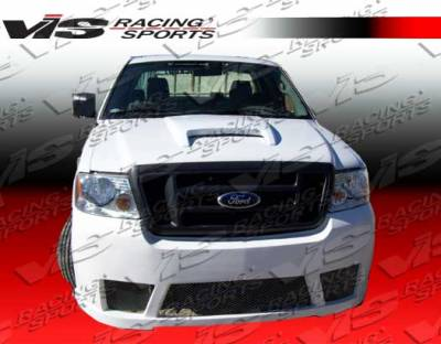 F150 - Body Kits - VIS Racing - Ford F150 VIS Racing VIP Full Body Kit - 04FDF152DVIP-099