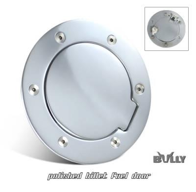 Suv Truck Accessories - Gas Caps - OptionRacing - Dodge Ram Option Racing Fuel Door Cover - 50-17109