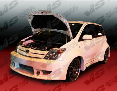XA - Body Kits - VIS Racing - Scion xA VIS Racing Tracer Full Body Kit - 04SNXA4DTRA-099