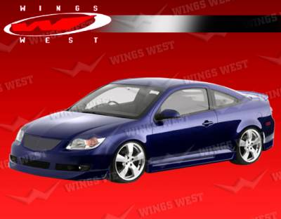 Cobalt 2Dr - Body Kits - VIS Racing - Chevrolet Cobalt VIS Racing JPC Full Body Kit - Polyurethane - 05CHCOB2DJPC-099P