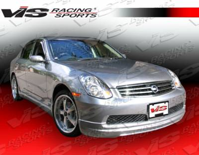 G35 4Dr - Body Kits - VIS Racing - Infiniti G35 4DR VIS Racing VIP Full Body Kit - 05ING354DVIP-099