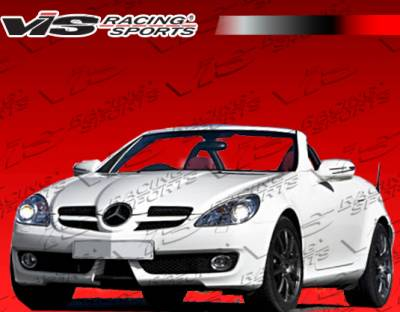 SLK - Body Kits - VIS Racing - Mercedes-Benz SLK VIS Racing Euro Tech 2K Full Body Kit - 05MER1712DET2K-099