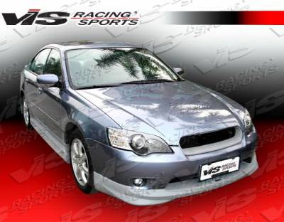 Legacy - Body Kits - VIS Racing - Subaru Legacy VIS Racing Fuzion Full Body Kit - 05SBLEG4DFUZ-099